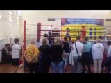 Соревнования кикбоксинг