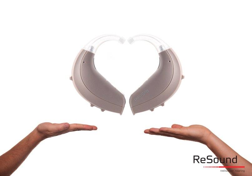 Ультрасовременные ReSound Verso™ это лучший подарок для родственника или друга с проблемами слуха