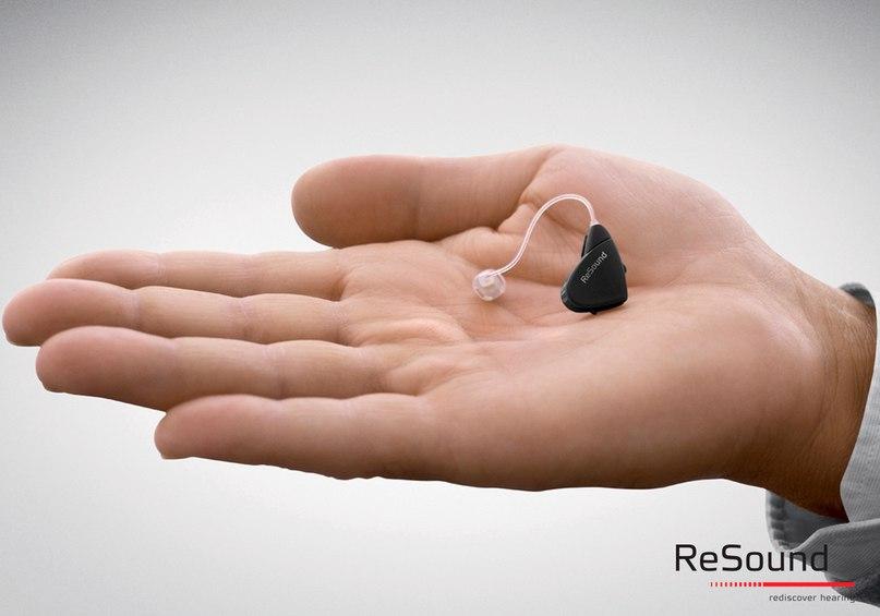 ReSound Verso™ - когда каждая модель слухового аппарата линейки по своему уникальна!