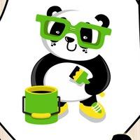 Логотип Мастерская панды