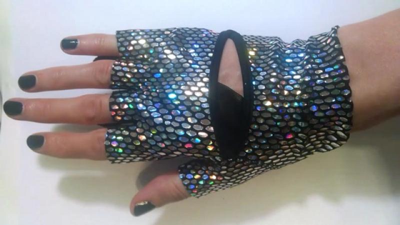 Перчатки для фитнеса Malinasport