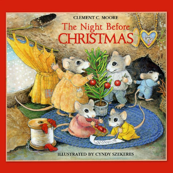 the night before christmas We are all familiar with the night before christmas now see a pet's version of this classic poem.