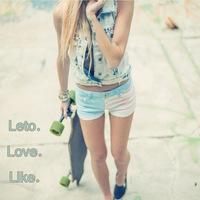 E.V.A. - Leto. Love. Like. (EP), 2016 год.
