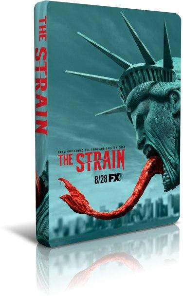 ����� / The Strain (3 ����� 5 ����� �� 10) (2016) WEB-DLRip / WEBRip / HDTVRip
