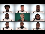 "Jimmy Fallon, The Roots ""Star Wars׃ The Force Awakens"" Cast Sing ""Star Wars"" Medley (A Cappella)"