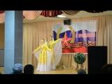 Женский лирический танец (танцы Кавказа и Закавказья)