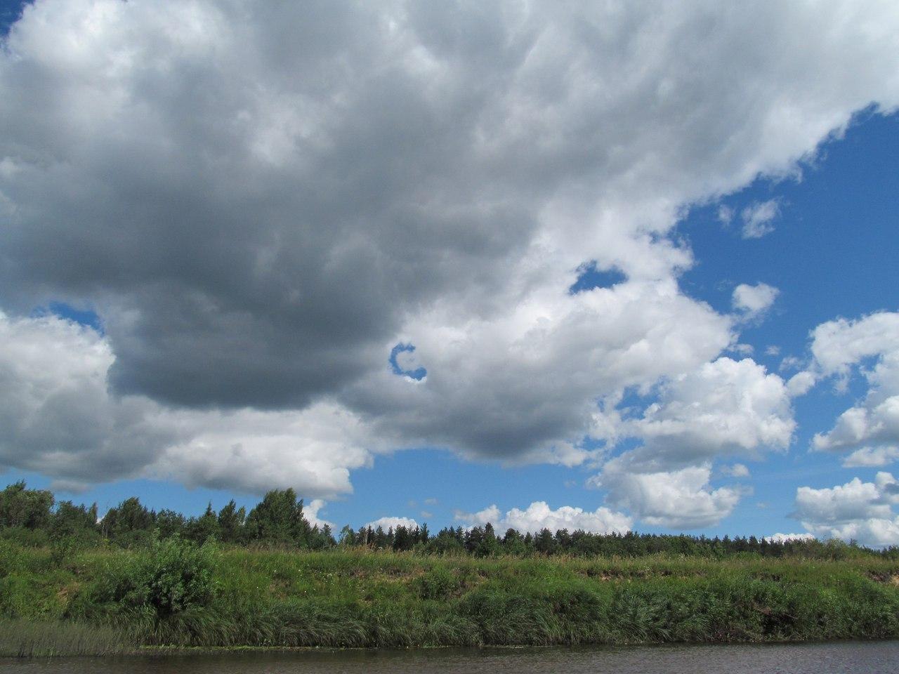 небо с буквой «С»