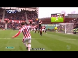 Сток Сити 2:0 Манчестер Юнайтед | Обзор Матча