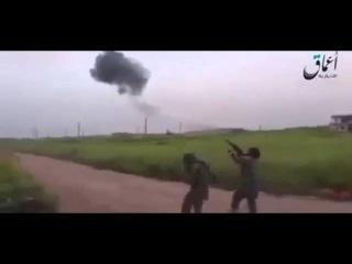 Летчик сбитого самолета Су-24 в Сирии убит ИГИЛ / Pilot shot down the Su-24 killed ISIS