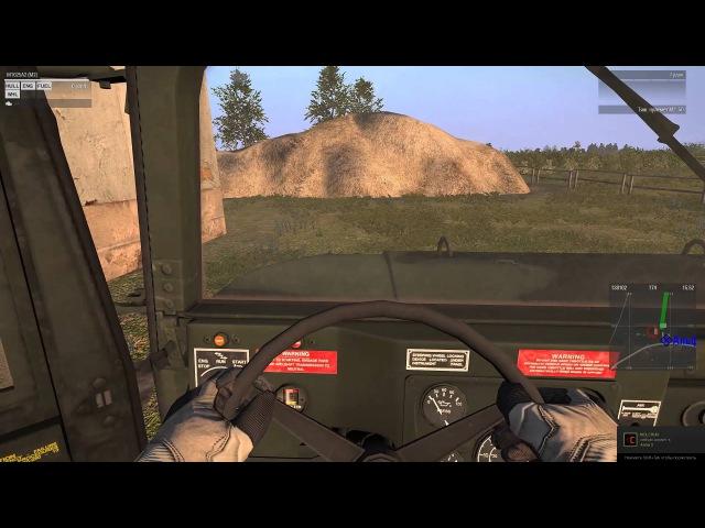 Героический хамви Arma 3 сервер red-bear.ru 03.03.16