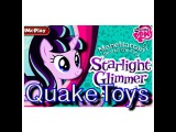 McDonalds My Little Pony McPlay App Game Scanning Starlight Glimmer Rarity Rainbow Dash Play Tips