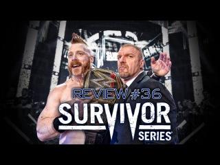 Review #36. Survivor Series 2015
