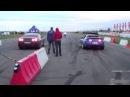 Toyota Supra (1000 Horsepowers) VS Nissan GTR (Alpha 6) BURNOUTS Revs, Accelerations 1 Part