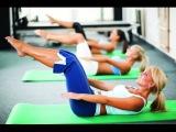 Фитнес тренировка для начинающих, в домашних условиях