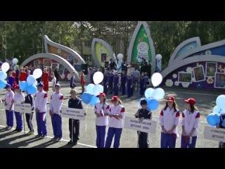 Фильм о фестивале «Тепло детских сердец» 2015 года от делегации г. Соль-Илецка
