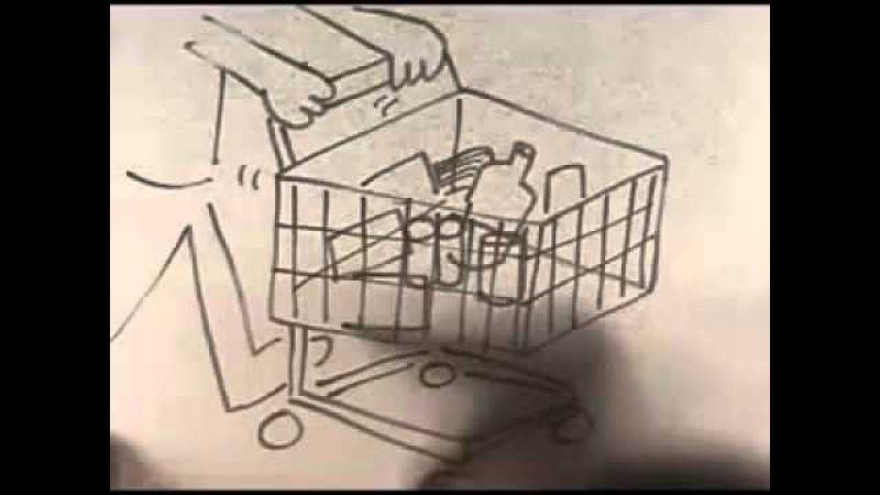 Мультфильм про откладывание важных дел.