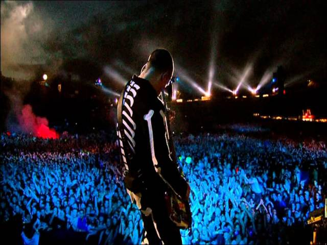 Red Hot Chili Peppers - Otherside - Live at Slane Castle [HD]