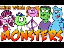 MONSTER FACTS Cool School's Wiki for Kids Monsters