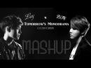 LAY (EXO) x BTS Mashup - Tomorrow's Monodrama