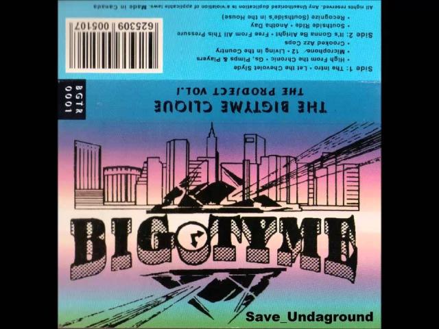 The BigTyme Clique 1996 Florida [G-Funk Smooth Mix]