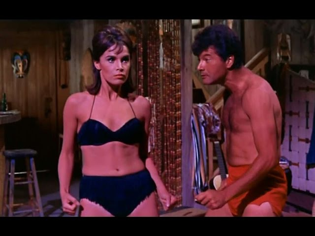 Mad, Mad, Mad, Mad World Dance Scene with Dick Shawn Barrie Chase in HD