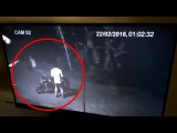 Most Shocking Ghost Sighting Real Paranormal Activity Caught on CCTV Camera Real Ghost Sighting