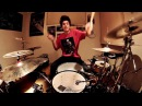 Chris Dimas - One Step Closer - Linkin Park - Drum Cover
