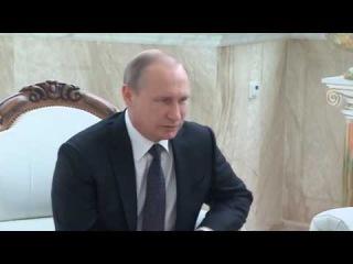 Путин пожаловался Лукашенко на недостаток сна