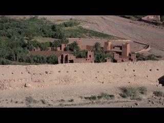 Ait Ben Haddou (Maroc) vidéo en 4K ( Ultra Haute définition )