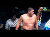 Бой Marc Hunt VS Antonio Silva