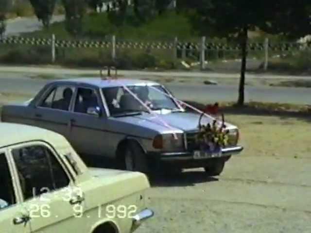 Кызыл-Кия 1992 год