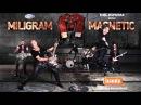 Miligram Magnetic feat Lana Jurcevic Na Ivici Ljubavi Audio 2015 HD