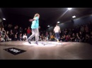 Gorky Battle 8.KIDS 1vs 1. Битва за 3-е место. BgirlTORI vs Bboy Дикий.