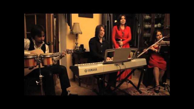 Группа Аркаим (фолк-рок) - Древний зов (акустика)