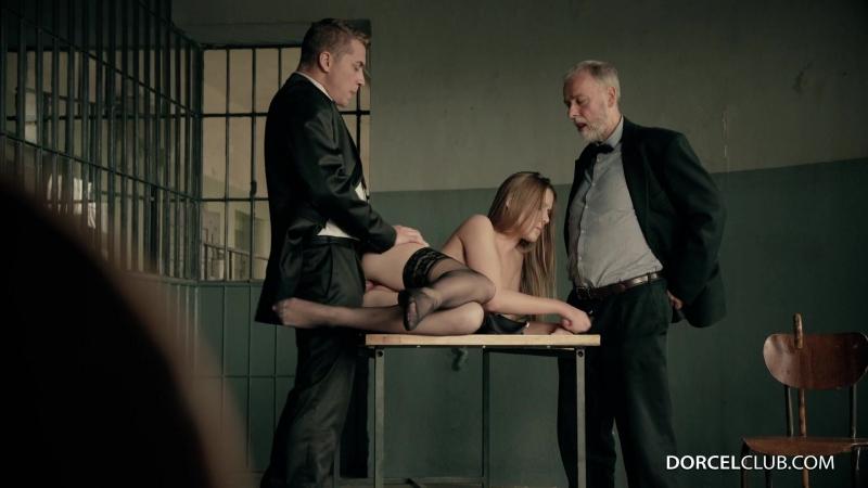 секс адвоката с тюрьме