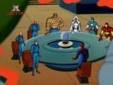 Человек-паук (1994). 61 серия. Секретные войны 1: Прибытие.