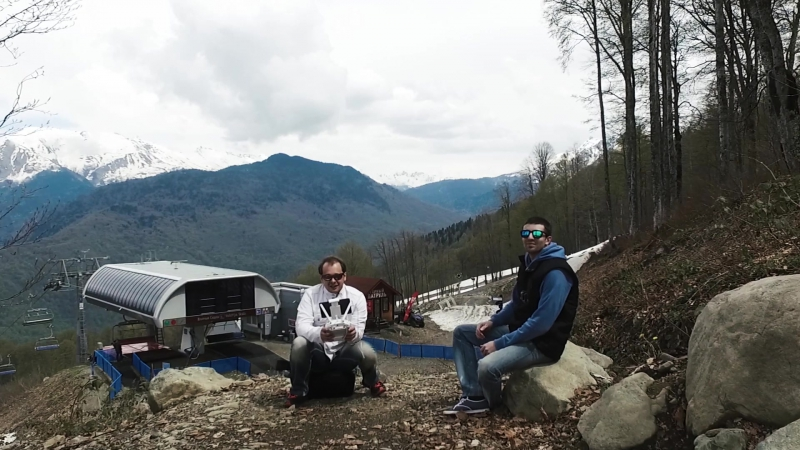 Sochi 2016 f1 man's trip
