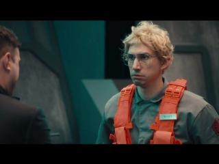 Адам Драйвер(Adam Driver)_Кайло Рен(Kylo Ren)_Звездные Войны Начальник под прикрытием - Star Wars Undercover Boss_SNL