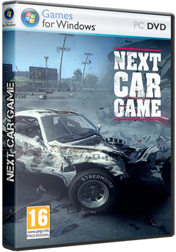Next Car Game: Wreckfest (2014) {P / Steam Early Access} [Eng] {Pre-Alpha v0.199963}