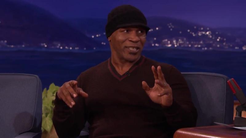 Майк Тайсон разыграл Мухаммеда Али по телефону | Шоу Конана | Mike Tyson's Phone Call With Muhammad Ali - CONAN on TBS