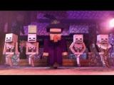Witch Encounter - Minecraft Animation - Slamacow (англиский)