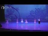 Детские танцы (малыши 3-5 лет) от студии DIVA, хореограф Полина Чиркова