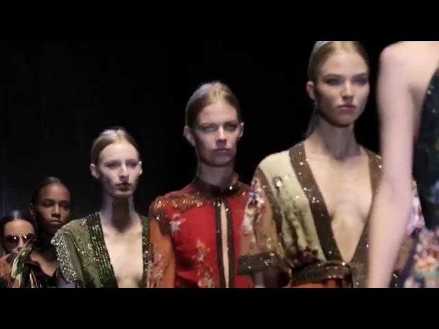 Gucci Presents: Women's Spring/Summer 2015 Runway Report