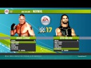 WWE 2K17 By EA Sports - WWE FIFA Style Concept