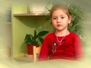 Устами детей о Благовещении Пресвятой Богородицы