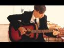 Andrey Shymko - Steve's Blues (by Tommy Emmanyel)