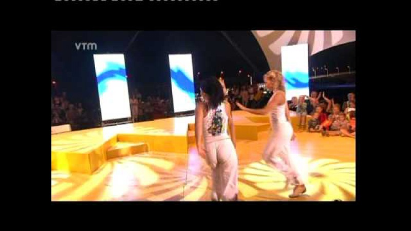 Sylver — Lay All Your Love On Me (Live @ VTM Lotz 2006) ABBA cover