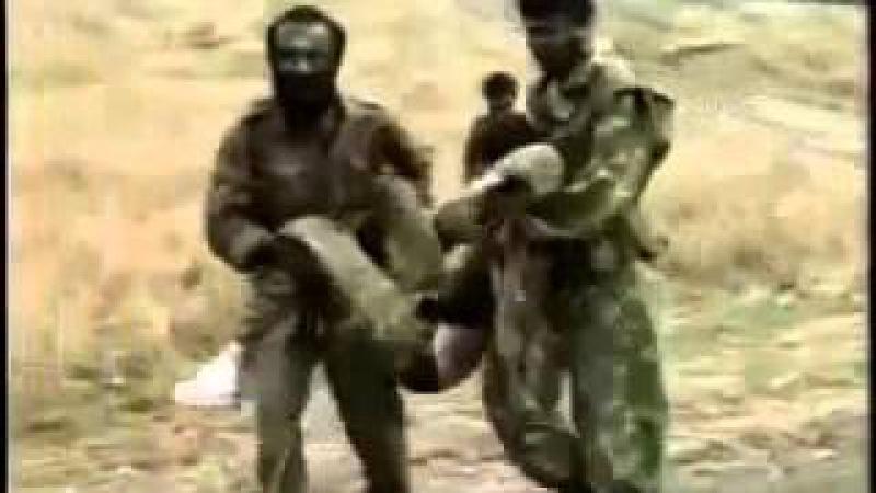 Qarabağ müharibəsi.erməniler panikada 1992 . Agdere