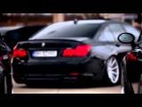 Supercar BMW 7 Series w Vossen Wheels 2015