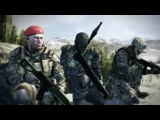 Battlefield Bad Company 2 Music Video (Already Over-Red)